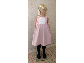 7a29f0469c59 Flickklänning 110 cl, barnklänning, sommarklänn.. (345339929) ᐈ Köp ...