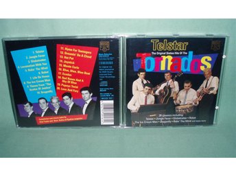 TORNADOS - Telstar , CD 1994 UK , joe meek