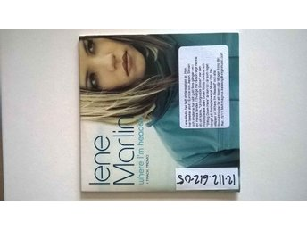 Lene Marlin - Where I'm headed, single CD, promo