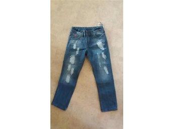 nya jeans 134 - Oskarshamn - nya jeans 134 - Oskarshamn