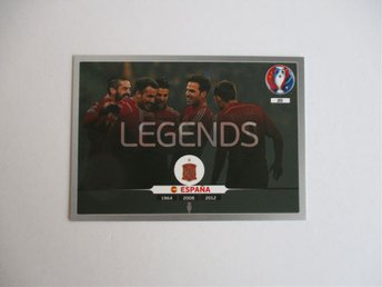 Espana´ Legends