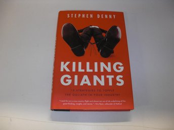 Killing giants - Stephen Denny