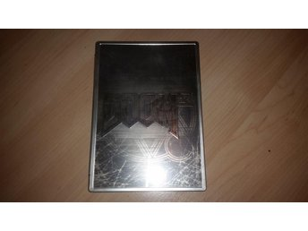 Doom 3 Limited Collectors edition till Xbox