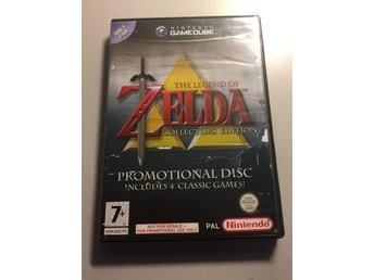 The Legend Of Zelda Collectors Edition - Nintendo Gamecube