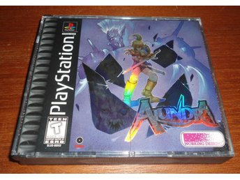 Alundra - PS1 / Playstation 1