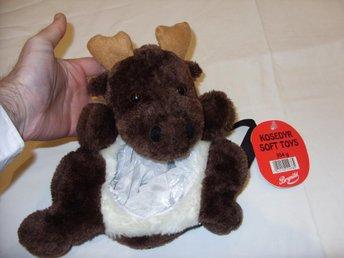 Älg söt ryggsäck för barn backpack for kids animal moose cute Ny! - överkalix - Älg söt ryggsäck för barn backpack for kids animal moose cute Ny! - överkalix