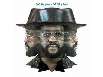 Paul Billy: 360 Degrees Of Billy Paul (Vinyl LP) - Nossebro - Paul Billy: 360 Degrees Of Billy Paul (Vinyl LP) - Nossebro