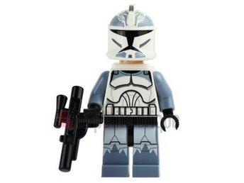 Lego - Star Wars - Figurer - Wolfpack Clone Trooper NY - Uddevalla - Lego - Star Wars - Figurer - Wolfpack Clone Trooper NY - Uddevalla