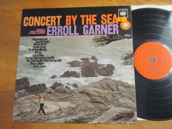 "Erroll Garner ""Consert By The Sea"""