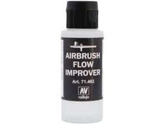 Vallejo Airbrush Flow Improver, Airbrush-60 ml.
