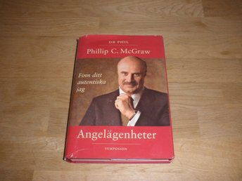 Phillip C. McGraw - Dr Phil - Angelägenheter