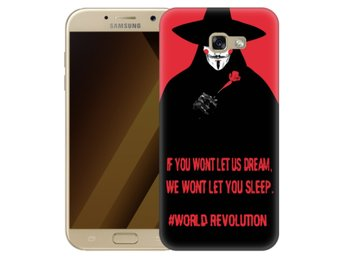 Samsung Galaxy A3 (2017) Skal Anonymous