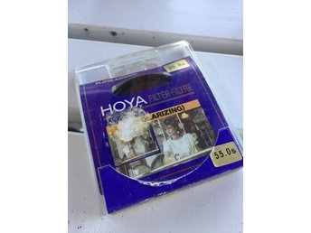 Hoya 55mm PL Polarizing Filter