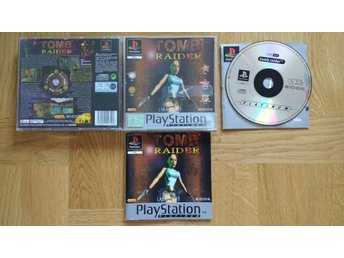 PlayStation/PS1: Tomb Raider