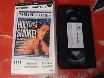 HOLY SMOKE!, VHS, FILM, DRAMA, 111 MIN.
