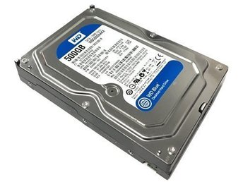 Western Digital 500GB SATA