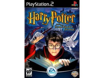 Harry Potter and the Philosophers Stone - Playstation 2