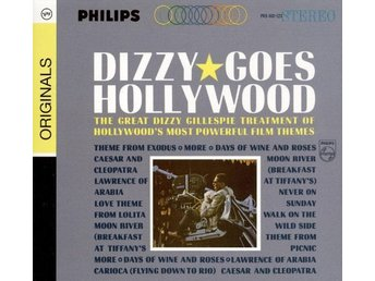 Dizzy Gillespie / Goes Hollywood - 1964