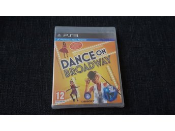 Dance on broadway(NYTT OÖPPNAT) PS3!
