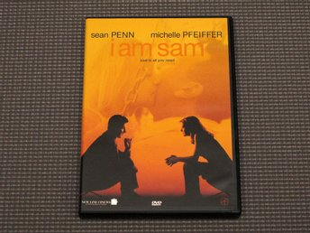 I am Sam (Sean Penn, Michelle Pfeiffer) - OOP / Utgått