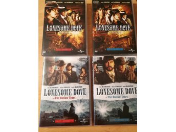 Lonesome dove The series och the outlaw years