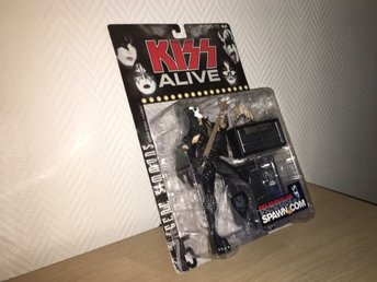 Kiss - Gene Simmons error version , packad i Peters Catman box svår !!