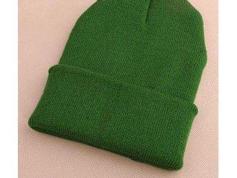 (SKU00203) 100% vivid and fashion men/women unisex hat –Deep Green