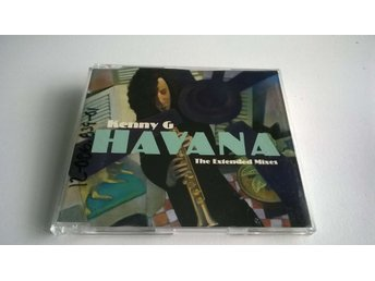 Kenny G - Havana The Extended Mixes, CD, Single