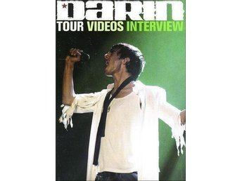 Darin - Tour videos interview - DVD i NYSKICK! som har UTGÅTT!