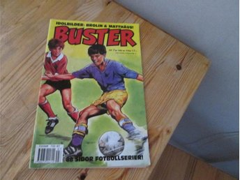 BUSTER NR 7 / 1992 I FINT SKICK - Härnösand - BUSTER NR 7 / 1992 I FINT SKICK - Härnösand