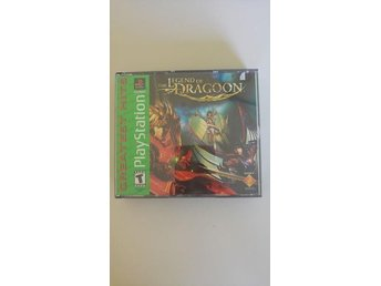 Legend of the Dragoon PS One NTSC (USA import)