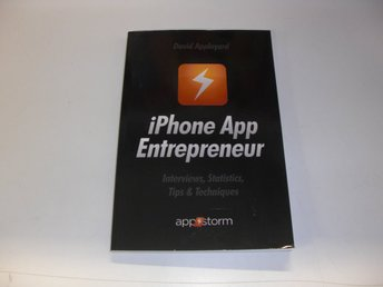 iPhone App Entrepreneur - David Appleyard