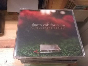 Death Cab For Cutie - Crooked Teeth, Promo, CD