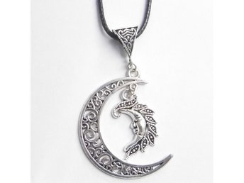 Måne halsband / Moon necklace