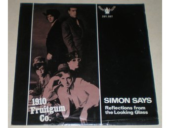 1910 Fruitgum Co. SINGELOMSLAG Simon says 1968