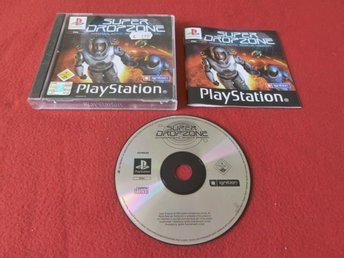 SUPER DROPZONE till Sony Playstation PSone