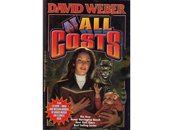 David Weber - At all costs (Cd medföljer) (På engelska)