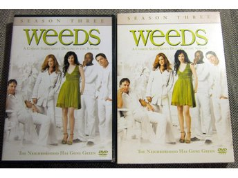 Weeds - Säsong 3 Season Three 3 DVD