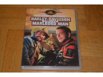 Harley Davidson And The Marlboro Man ) 1997 - DVD - Töre - Harley Davidson And The Marlboro Man ) 1997 - DVD - Töre