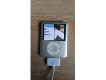 Ipod Nano 3th generation 4GB