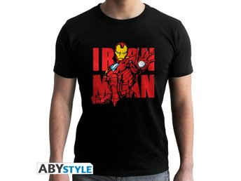 T-Shirt - Marvel - Iron Man Graphic (Medium)