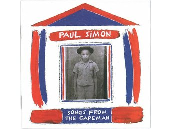 CD Paul Simon  Songs from the Capeman