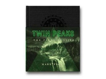 Twin Peaks- The Final Dossier (Bok)