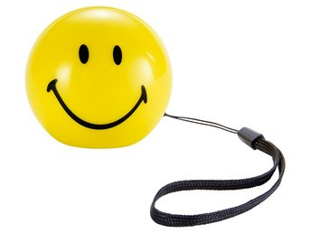 SMILEY Bluetooth högtalare officiellt licensierad diameter 6 cm