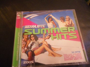 absolute summerhits dcd