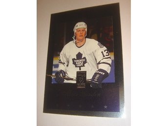 M SUNDIN  DONRUSS ELITE  95-96 DONRUSS ELITE  72  NYTT