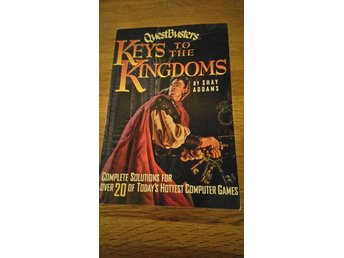QUESTBUSTERS KEYS TO THE KINGDOMS BY SHAY ADDAMS