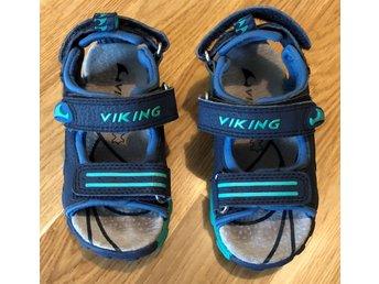Javascript är inaktiverat. - örebro - Hej och välkommen till EMIBOX :) Viking sandaler i strl 23. Sparsamt använda, i fint skick, se alla bilder. Kolla gärna mina övriga auktioner, samfraktar såklart. Har du några funderingar eller önskar fler bilder, tveka inte att höra av  - örebro