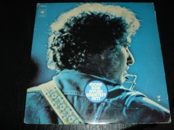 """Lp"" Bob Dylan - More Greatest Hits-dubbel Lp"