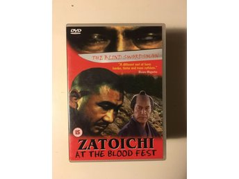 Zatoichi´s at the blood fest/The Blind swordsman